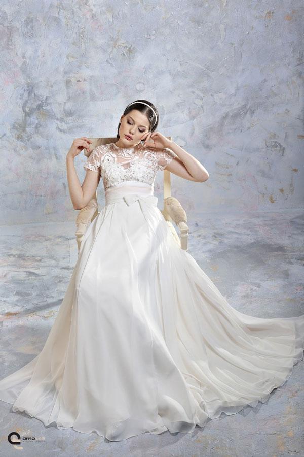 Свадебное платье Тигардена