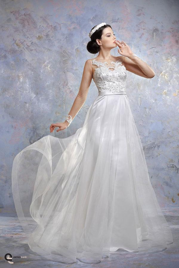 Свадебное платье Персея