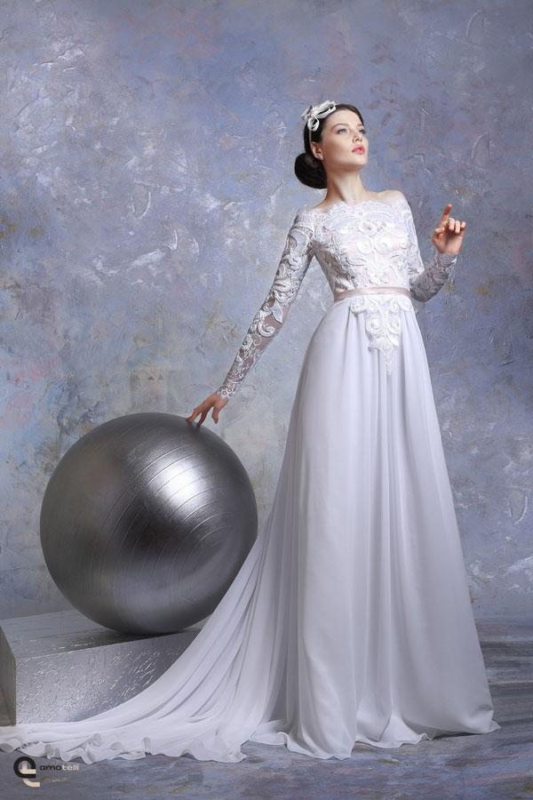 Свадебное платье Кувано