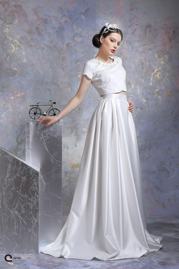 Свадебное платье Вирго